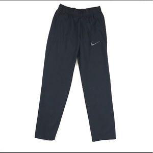 Black Nike Dri Fit pants.